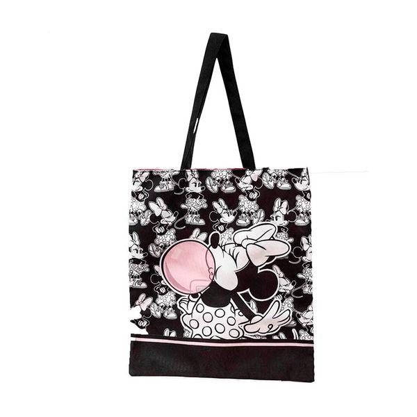 Minnie Mouse Shopping Bag Bumbblegum Disney