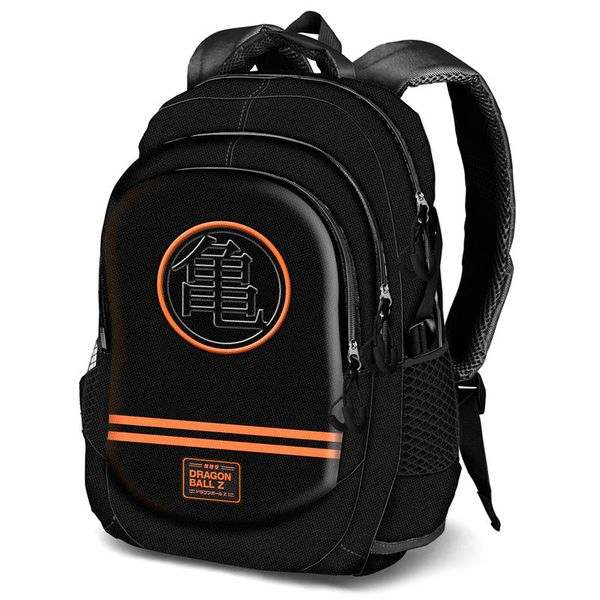Kame Kanji 3 Zip Backpack Dragon Ball Z