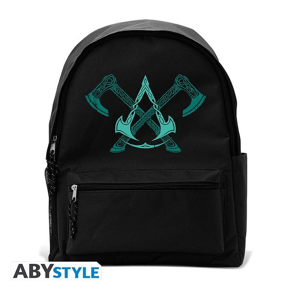 Axes and Crest Backpack Assassin's Creed Valhalla