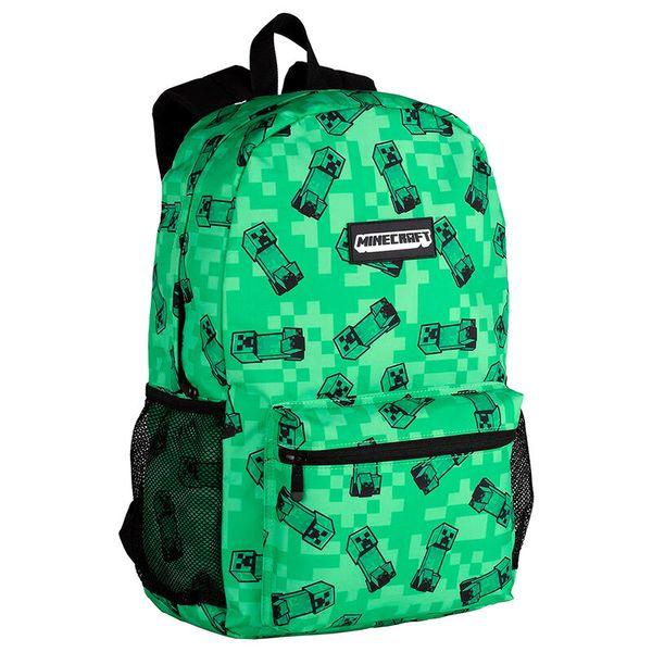 Minecraft Backpack Creeper 45 cm