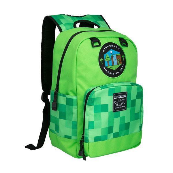 Miner's Society Backpack Minecraft