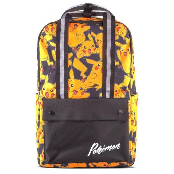 Pikachu Backpack Pokemon Difuzed