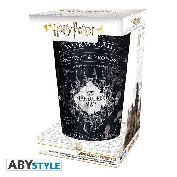 Vaso Harry Potter Mapa del Merodeador 400ml