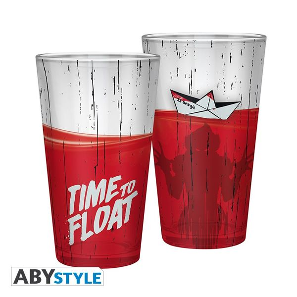 Vaso Time To Float Stephen King's IT