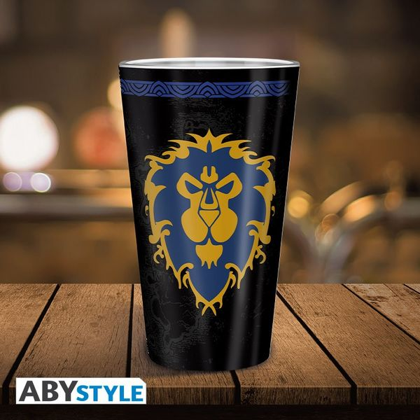 Vaso World of Warcraft Alianza WoW 400ml