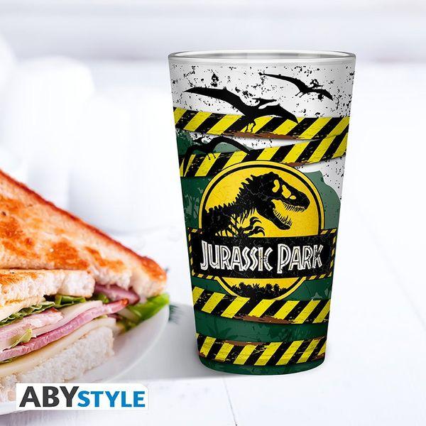 Vaso Jurassic Park 400ml