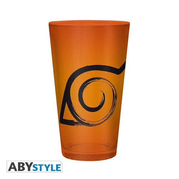 Konoha Glass Naruto Shippuden 400ml