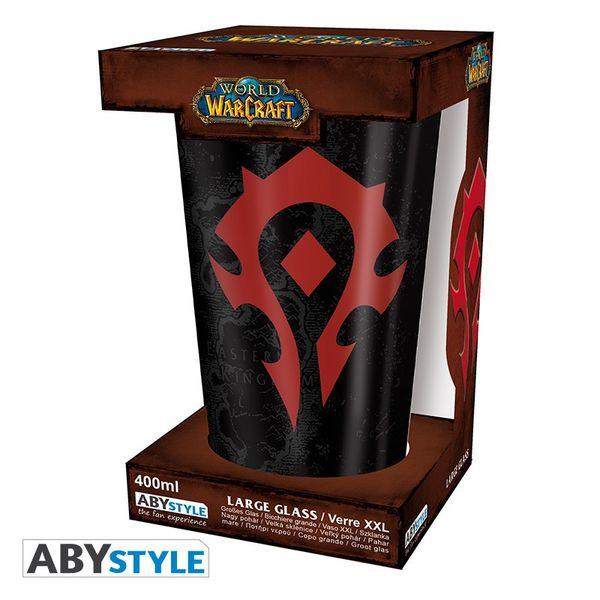 Vaso World of Warcraft Horda WoW 400ml