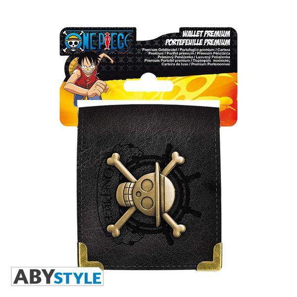 Cartera Luffy Skull Premium One Piece