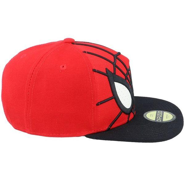 Gorra Snapback Spider-Man 3D Marvel Comics