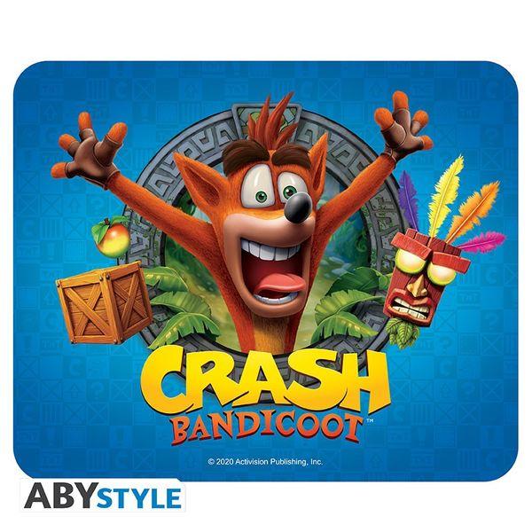 Alfombrilla Crash Bandicoot