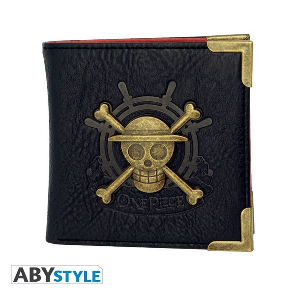 Cartera Luffy Skull Premium One Piece