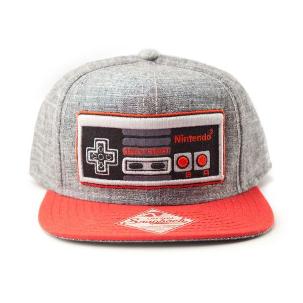 Gorra Nintendo NES Controller