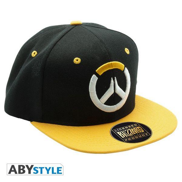 Snapback Cap Logo Overwatch