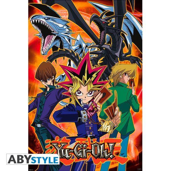 Poster Yu Gi Oh! Duelistas 91.5 x 61 cms