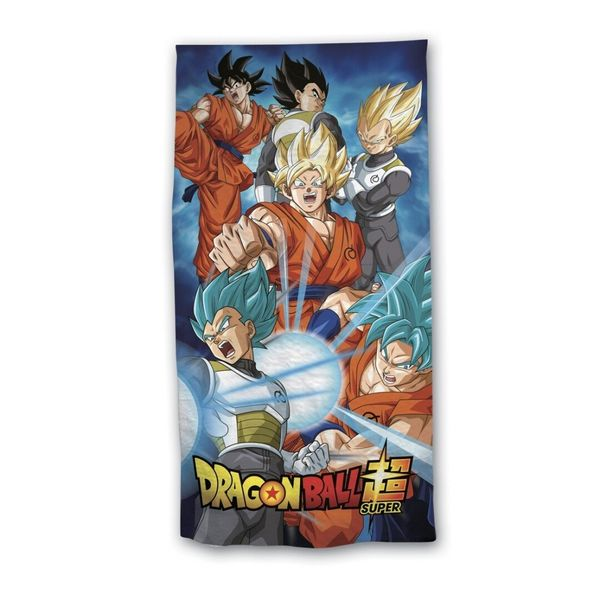 Dragon Ball Super Microfiber Towel 70 x 140 cms