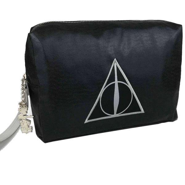 Deathly Hallows Makeup Bag Harry Potter Shimmer