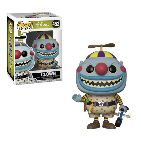 Funko Clown Pesadilla antes de Navidad POP!