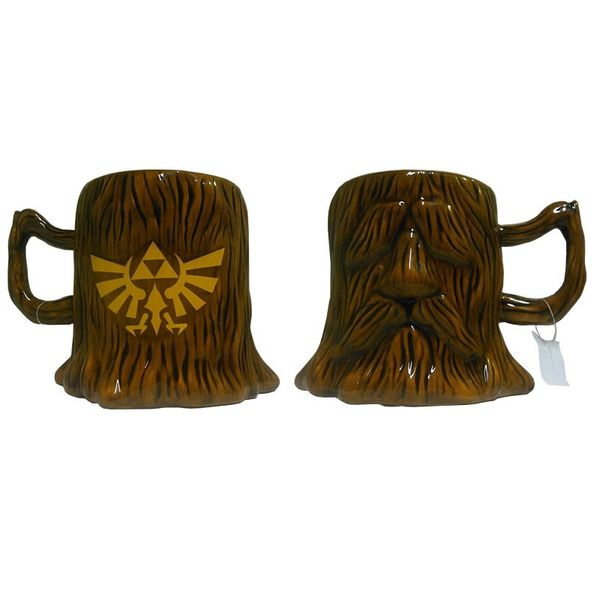 Deku Tree 3D Mug The Legend of Zelda