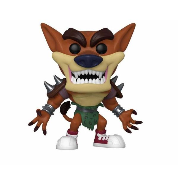 Tiny Tiger Funko Crash Bandicoot POP!