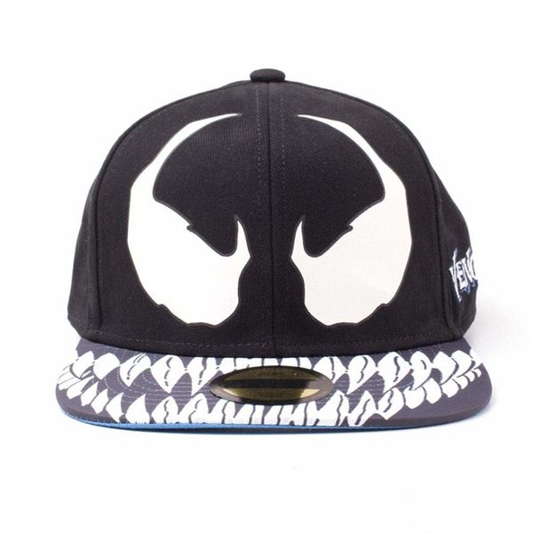 Gorra Venom Face Marvel Comics