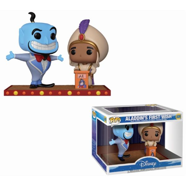 Funko Aladdin's First Wish Disney POP! Movie Moments