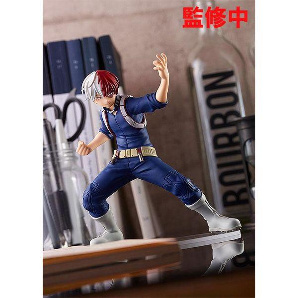 Shoto Todoroki Hero Costume Figure My Hero Academia Pop Up Parade