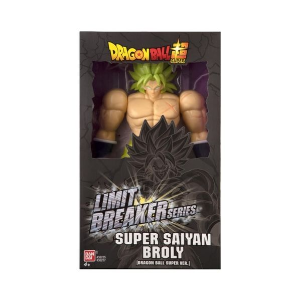 Figura Broly SSJ Limit Breaker Dragon Ball Super