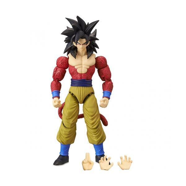 Figura Son Goku SSJ4 Dragon Stars Series Dragon Ball GT