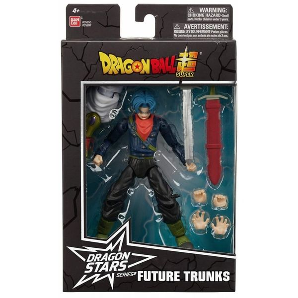 Figura Future Trunks Dragon Stars Series Dragon Ball Super