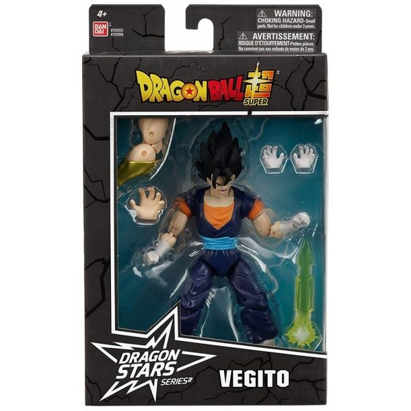 Figura Vegetto Base Dragon Stars Series Dragon Ball Super