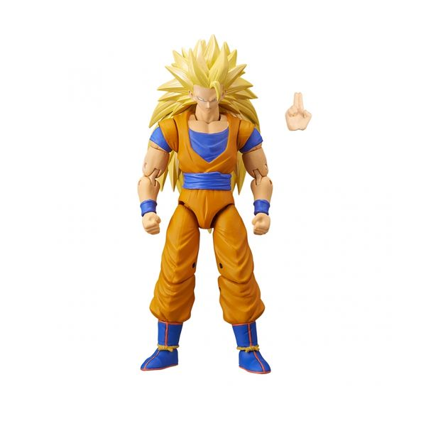 Figura Son Goku SSJ3 Dragon Ball Z Dragon Stars Series