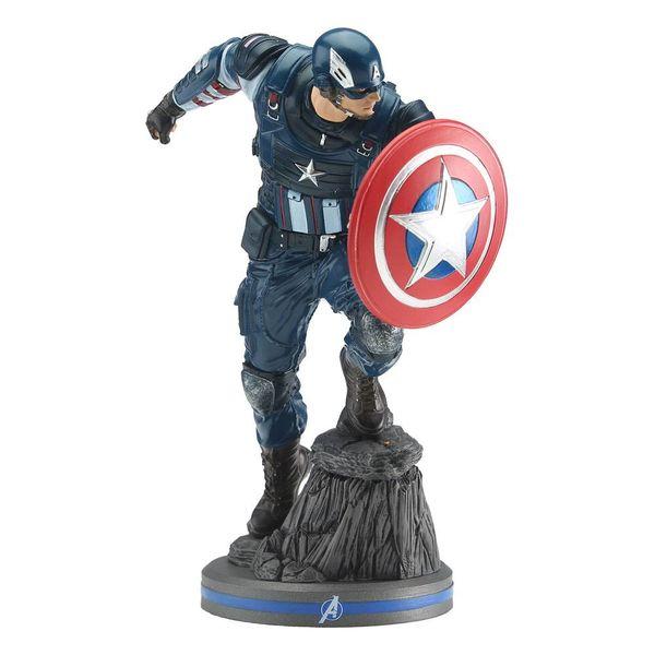 Figura Capitan America Vengadores 2020 Video Game Marvel Comics