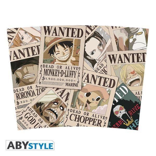 Travel Tumbler Mugiwara One Piece Wanted
