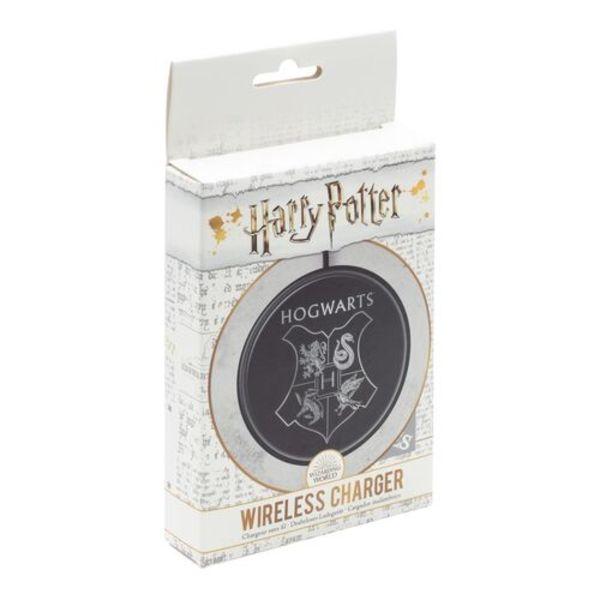 Base de Carga Inalambrica Escudo Hogwarts Harry Potter