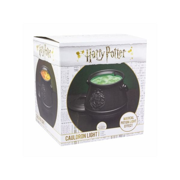 Lámpara 3D Caldero Harry Potter