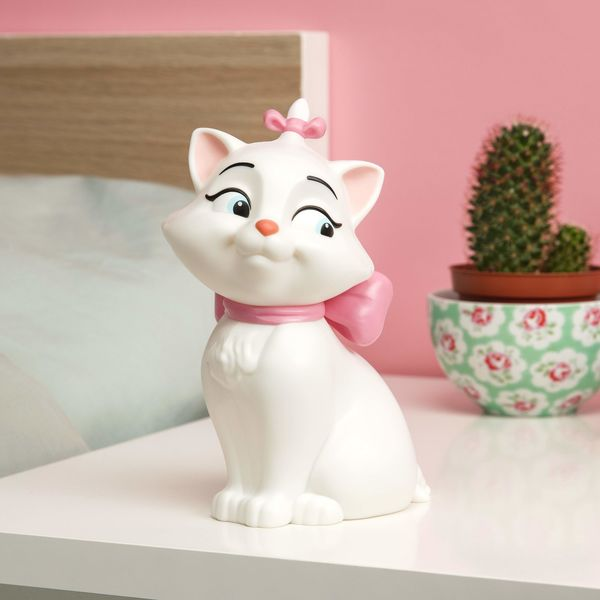 Lampara 3D Marie Aristogatos Disney
