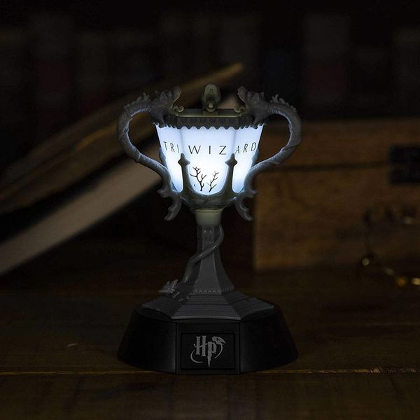 Lampara 3D Triwizard Cup Harry Potter