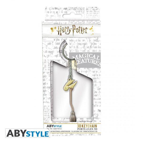 Llavero 3D Nimbus Harry Potter