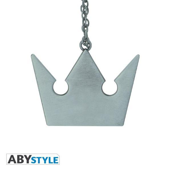 Llavero Emblema Corona Kingdom Hearts