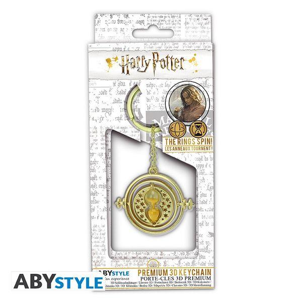 Llavero Giratiempo ABYstyle Harry Potter