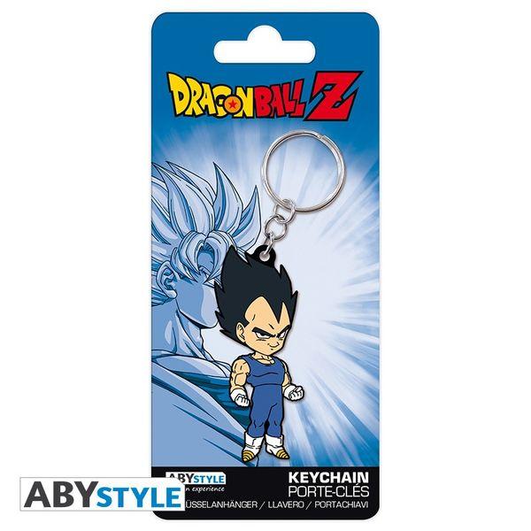 Llavero Vegeta Base Pose Dragon Ball Z