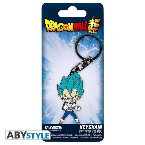 Llavero Vegeta SSGSS ABYstyle Dragon Ball Super