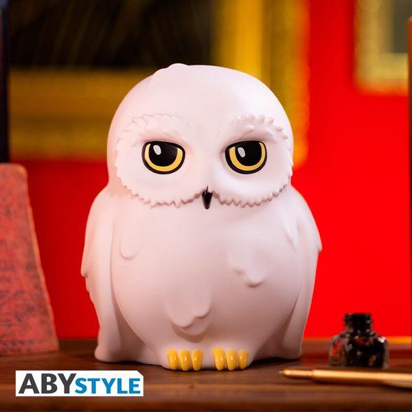 Hedwig 3D Lamp Harry Potter