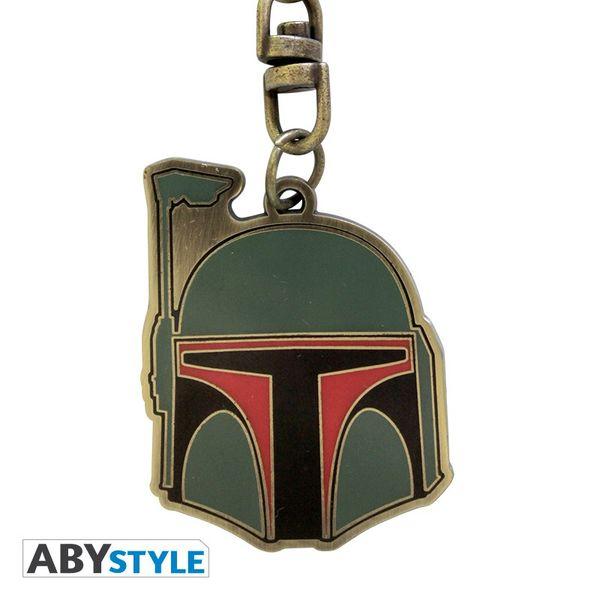 Llavero Boba Fett Star Wars
