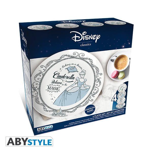 Platos Princesas Disney