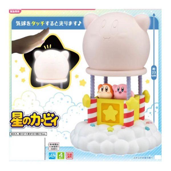 Lámpara 3D Sensitive Kirby Nintendo