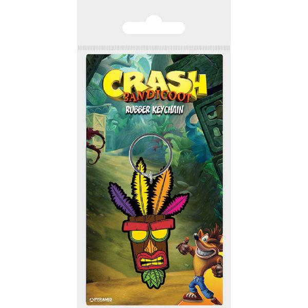 Aku Aku Keychain Crash Bandicoot
