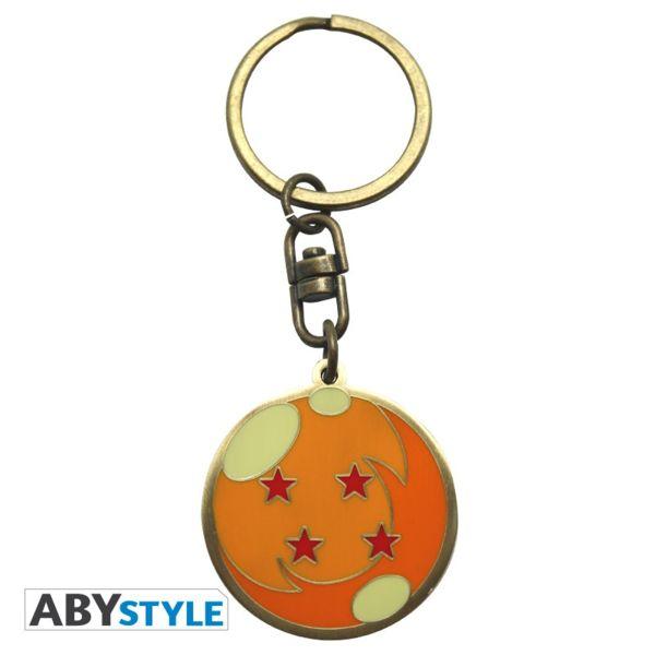 Llavero Bola de Dragón 4 Estrellas Dragon Ball AbyStyle
