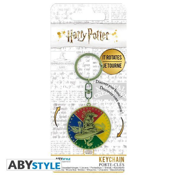 Llavero Sombrero Seleccionador Giratorio Harry Potter